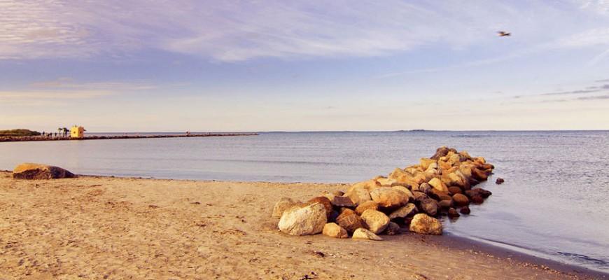 Strand i Fredrikshamn