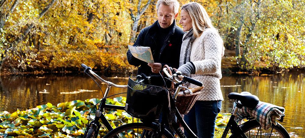 Cykelsemester i Danmark