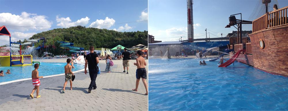 Aqua Park, Jagodina