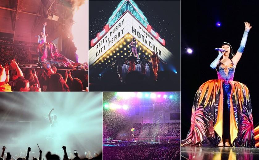Katy Perry på Telenor Arena