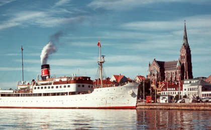 Skagen 1 i Lysekil, Carlaförlaget foto