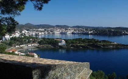 Vandringsbild Collioure - Cadaques