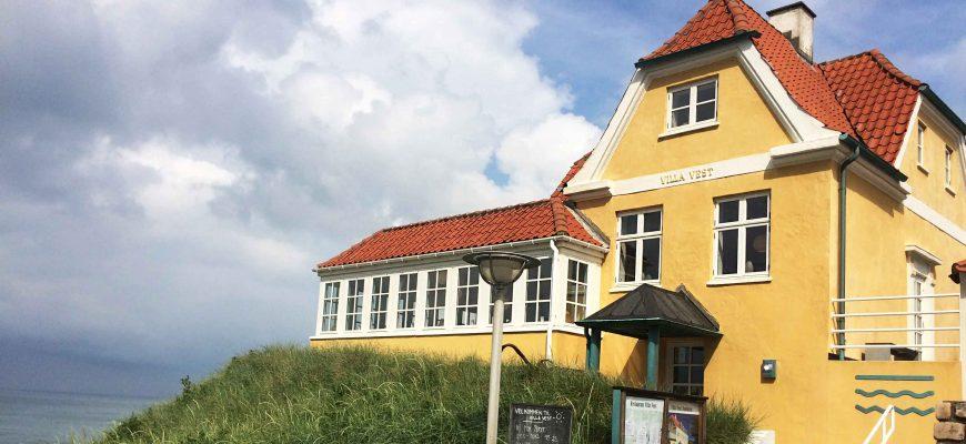 Villa Vest i Lönstrup