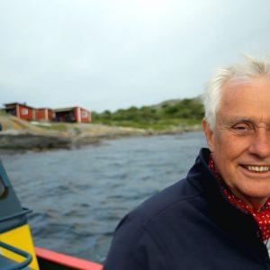 Dan Sten Olsson på Valö