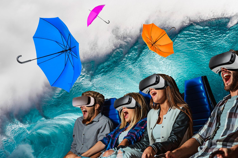 virtual reality vr med stena line