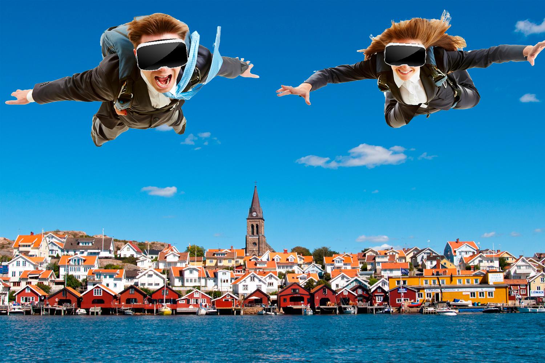 virtual reality med stena line