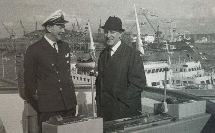 Alan Junger & Sten A. Olsson