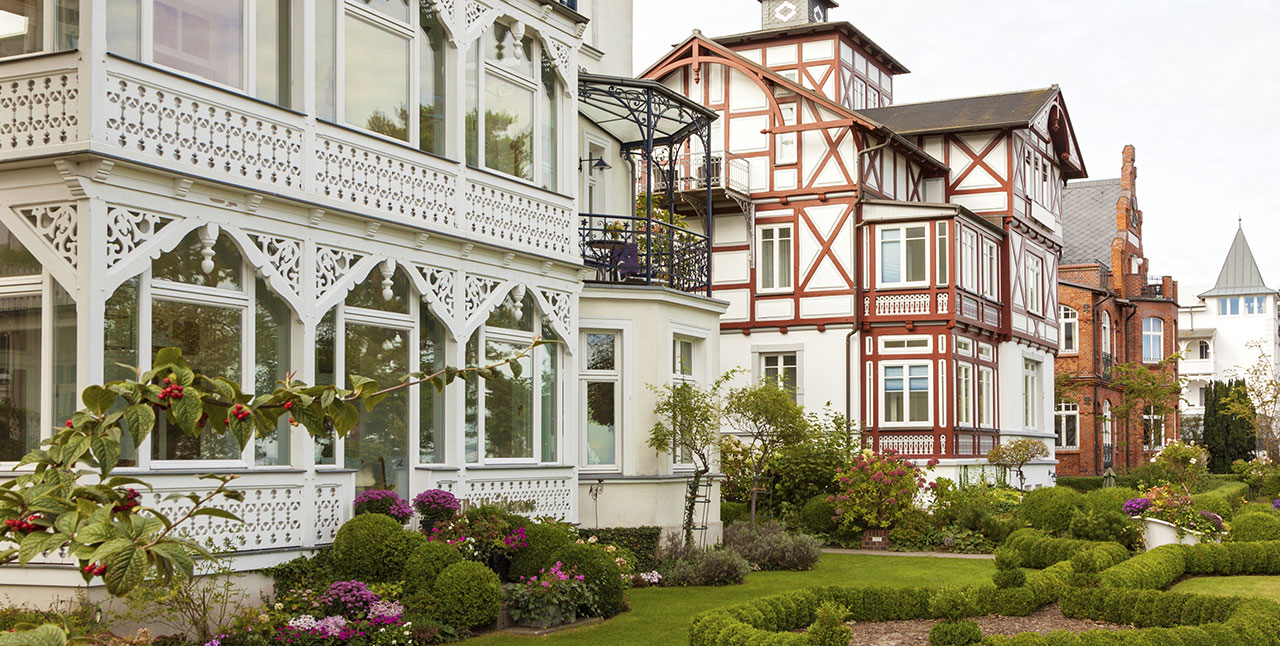 Snickarglädje på Rügen