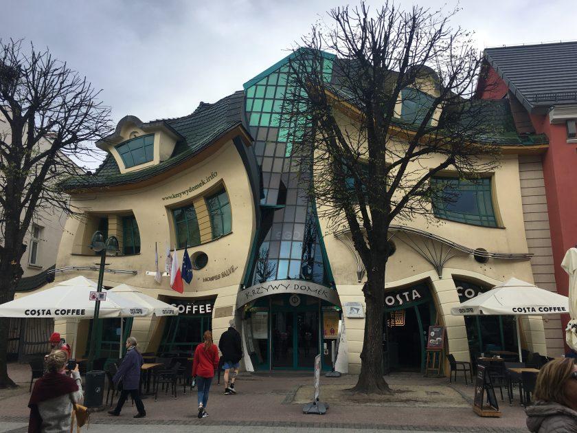 Lustiga huset i Sopot