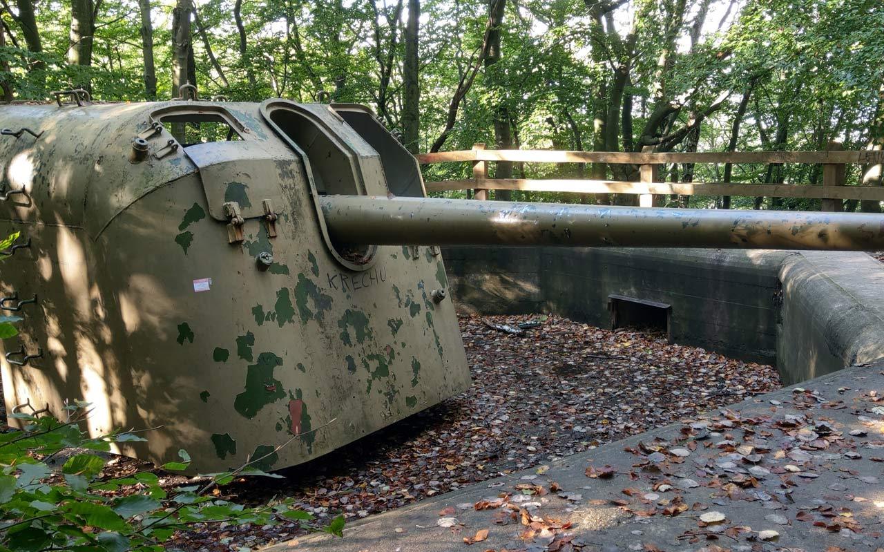 Kanoner från Kalla kriget